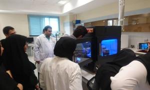 برگزاری کارگاه آموزشی آشنایی با نانوفیبرها و کاربردهای آن در علوم پزشکی و بهداشت توسط انجمن نانوفناوری پزشکی شعبه شیراز